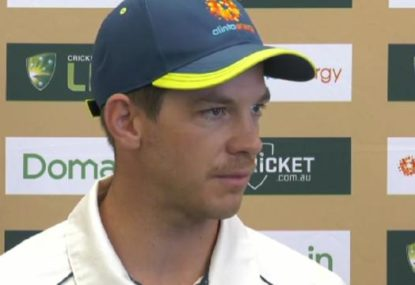 'Doesn't sit with our values': Tim Paine on James Pattinson's Shield breach