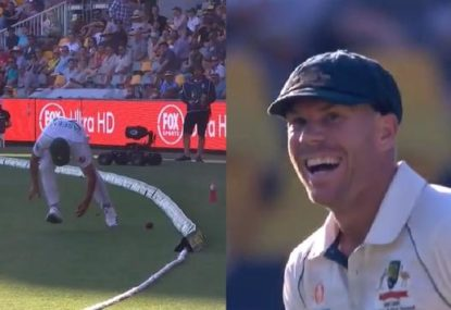 Debutant's putrid fielding effort perfectly sums up Pakistan's day