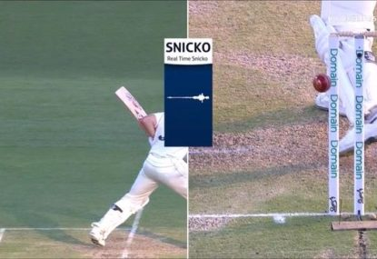 'How is that possible?' David Warner has another miraculous escape