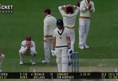Is this the best umpiring decision of the year... or the worst?