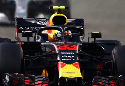 Abu Dhabi Grand Prix: Formula One live race updates, blog
