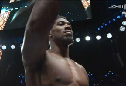 Anthony Joshua takes back his heavyweight titles with 'masterclass' victory over Andy Ruiz