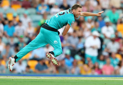 Brisbane Heat vs Hobart Hurricanes: BBL cricket live scores, blog