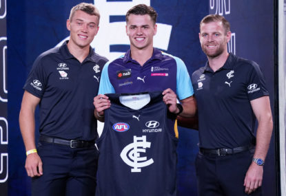 Bolters, sliders, and everything in between: a conversation about the 2019 AFL draft