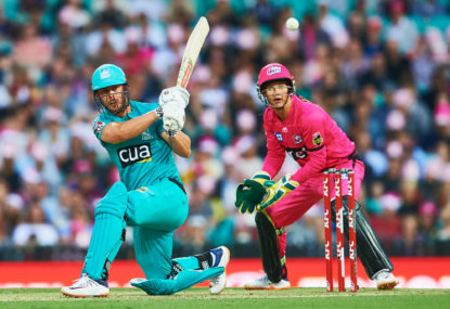 The Big Bash has big problems