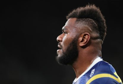 It's too early to write off the Parramatta Eels