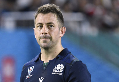 Scotland skipper retires