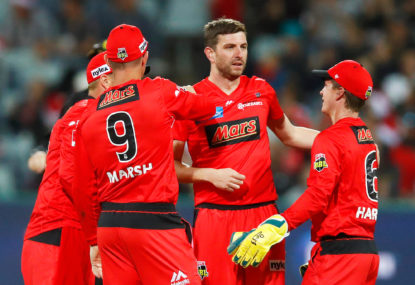 Michael Klinger frustrated by Renegades' start