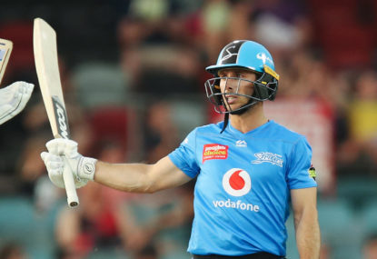 Adelaide Strikers vs Sydney Thunder: Big Bash League finals, the Knockout live scores, blog