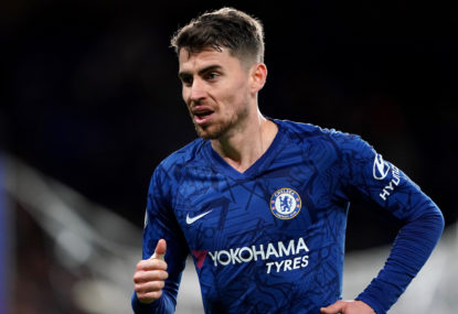 Jorginho inspires derby delight for Chelsea