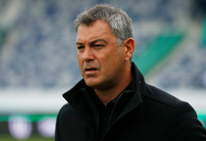 Mark Rudan believes A-League games need late kick-offs