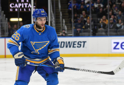 St Louis Blues vs Pittsburgh Penguins preview; featuring Aussie Nathan Walker