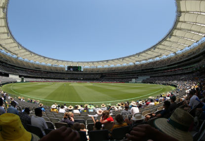 WACA furious about Perth's snub for India Test series