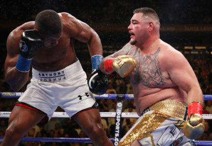 Lightning strikes twice in the desert: Why Andy Ruiz Jr will beat Anthony Joshua again