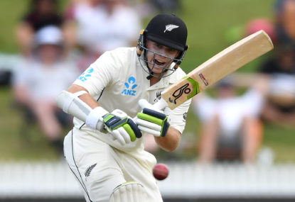 New Zealand fight back at the SCG