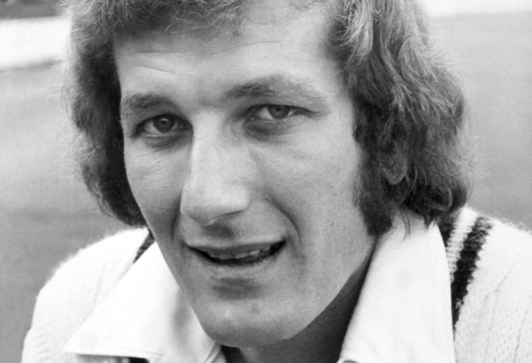 Former England cricket captain Bob Willis