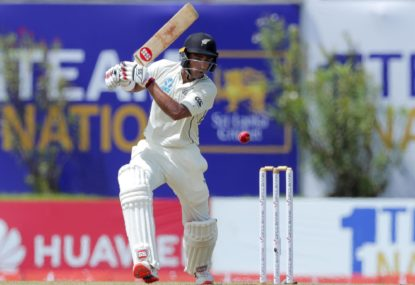 Should Jeet Raval be selected for the Black Caps?