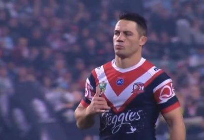 Former GWS Giants skipper explains Cooper Cronk's new club role