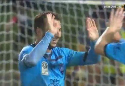 Sky Blues score inside seven minutes to kickstart scorching 3-0 first half