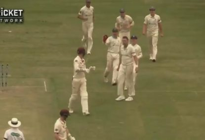 Harry Conway rips through Bulls tail with four wickets in an over