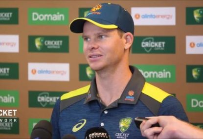 Steve Smith defends MCG curators after Sheffield Shield pitch fiasco