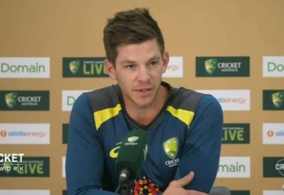 Paine believes Aussies don't have any point to prove against New Zealand