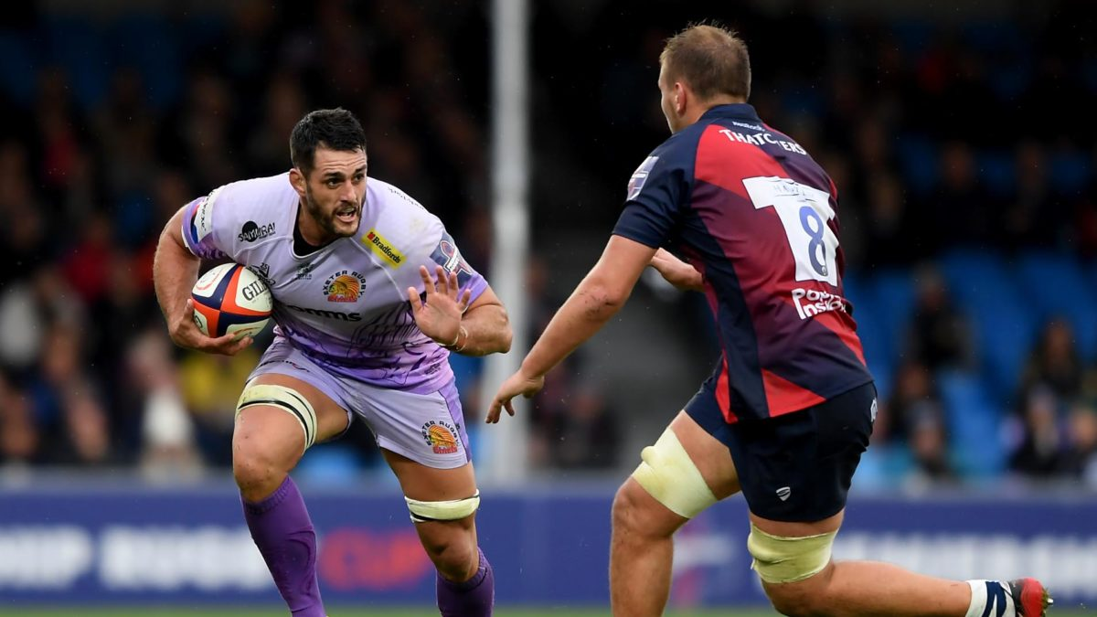 Exeter: From rugby obscurity to kings of Europe