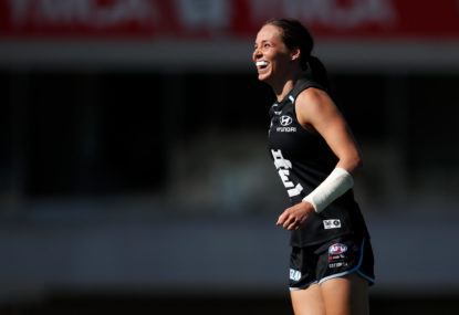 AFLW player Dalton hoping to join Rugby Sevens squad at Olympics