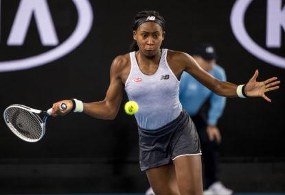 Coco Gauff repeats the dose on Venus Williams at Australian Open as the big names advance
