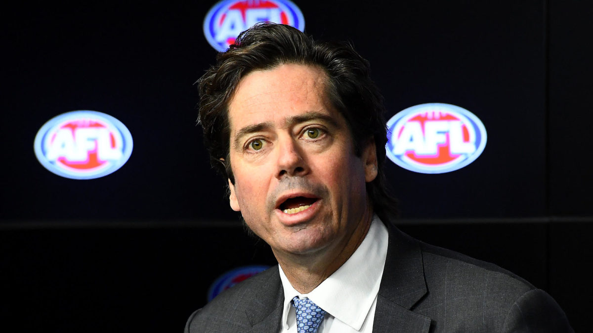 AFL unveils fixtures up to Round 5