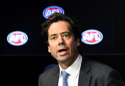 AFL season suspended due to coronavirus