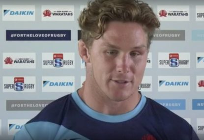 Michael Hooper speaks after shock captaincy announcement