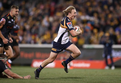 Melbourne Rebels vs ACT Brumbies: Super Rugby AU live scores, blog
