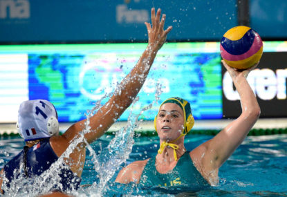 Aussie Stingers begin Olympic preparations with USA grudge matches