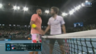 WATCH: Kyrgios books a place in third round after gutsy win over Gilles Simon