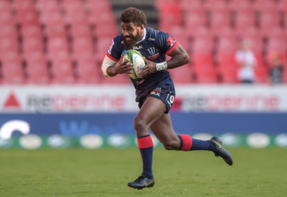 Rebels vs Reds: Super Rugby AU live scores