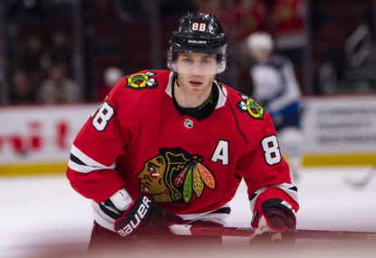 Patrick Kane: Welcome to the 1000-point club