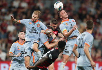 The Tracker: Ball watching in the A-League, Round 1