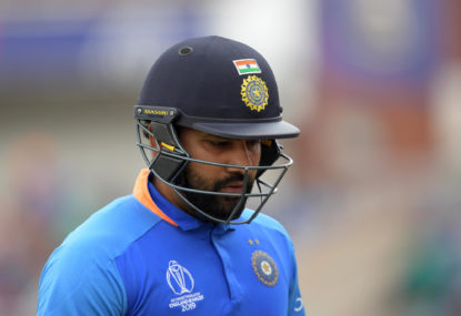 Sharma in doubt for ODI decider with shoulder injury