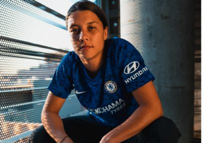 Sam Kerr wins the WSL - and Golden Boot