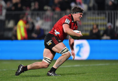 Crusaders hit snag in close win over Force