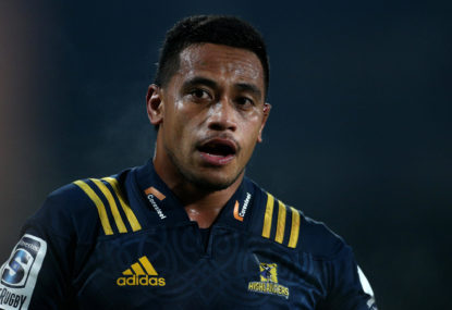 Blues vs Highlanders: Super Rugby Aotearoa live scores