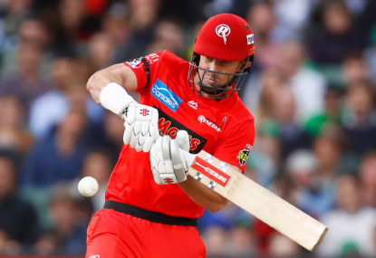 Melbourne Renegades vs Brisbane Heat: Big Bash League cricket live scores, blog