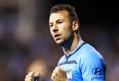 Melbourne City vs Sydney FC: A-League live scores