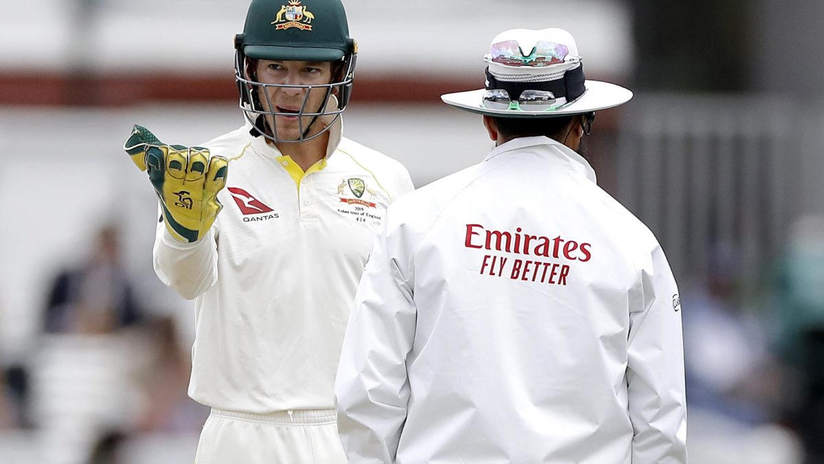 When are the umpires going to take control of the game?
