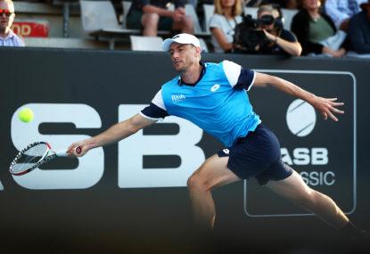 John Millman vs Roger Federer: Australian Open tennis live scores