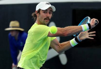 Jordan Thompson out, John Millman into Astana quarters