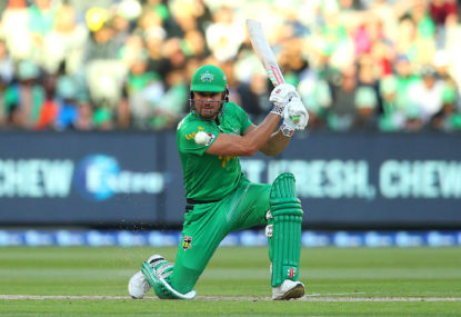 Melbourne Stars vs Perth Scorchers: Big Bash League cricket live scores, blog
