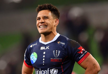 Super Rugby Round 4 teams: Rebels smashed by two huge outs
