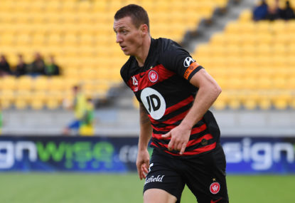 Western Sydney Wanderers vs Perth Glory: A-League live scores, blog